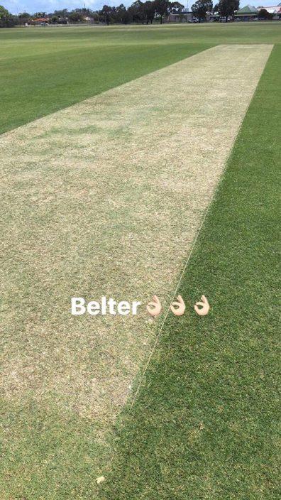 Graham Harradine of Hay Park Cricket Club – The Perfect Pitch